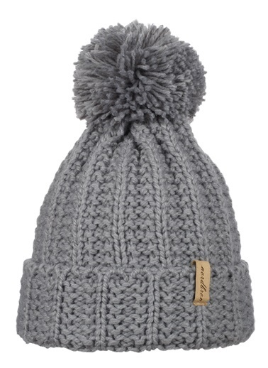 Nordbron Linad Beanie Şapka Gri